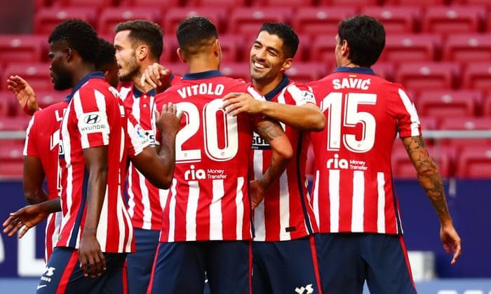 Hurricane Suárez unleashed in spectacular Atlético Madrid arrival