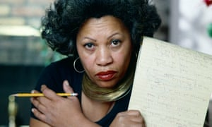 Toni Morrison photographed in New York City in 1979