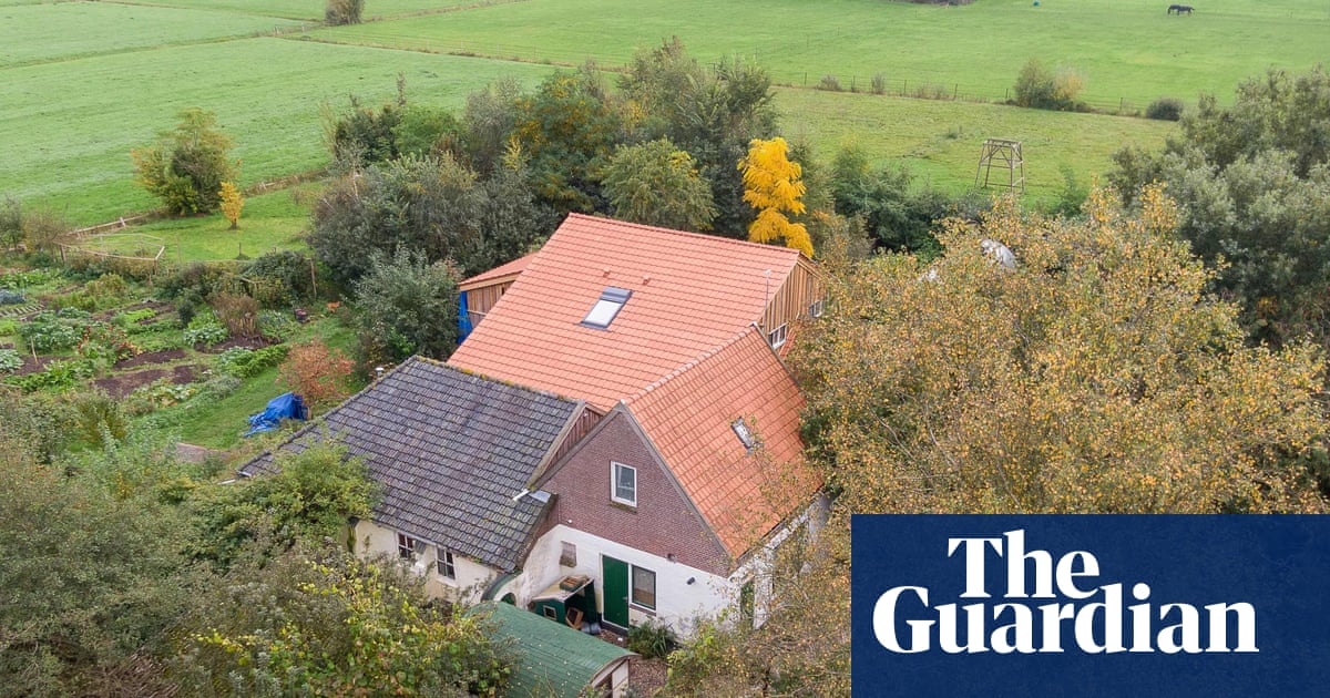 Family found at Dutch farm 'could have been held against their will'