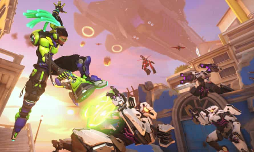 Overwatch 2 The Long Awaited Sequel Inspired By The Avengers Games The Guardian