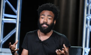 Donald Glover, whose show Atlanta is soon to air on FX.