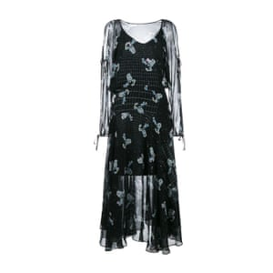 Constellation dress, £360, Preen Line farfetch.com