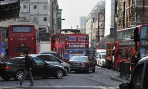 The most likely measure is using charges to deter polluting diesel vehicles from 'clean air zones' in urban centres.