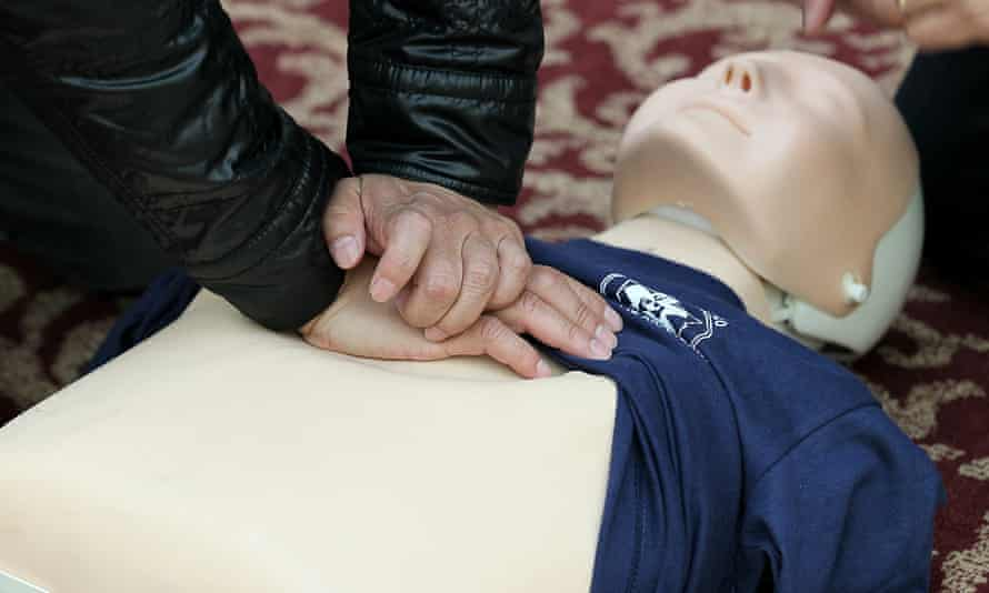 Only 39% of women suffering cardiac arrest in a public place were given CPR versus 45% of men, and men were 23% more likely to survive, according to the study.
