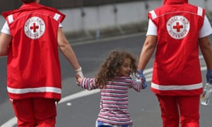 The work of the Red Cross supporting refugees continues on the Croatia-Slovenia border. The organisation has been a peace prize winner three times since 1901.
