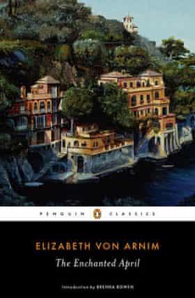 Cover of The Enchanted April By Elizabeth von Arnim