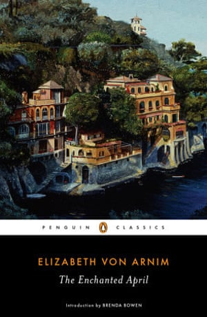Cover of The Enchanted April By Elizabeth von Arnim