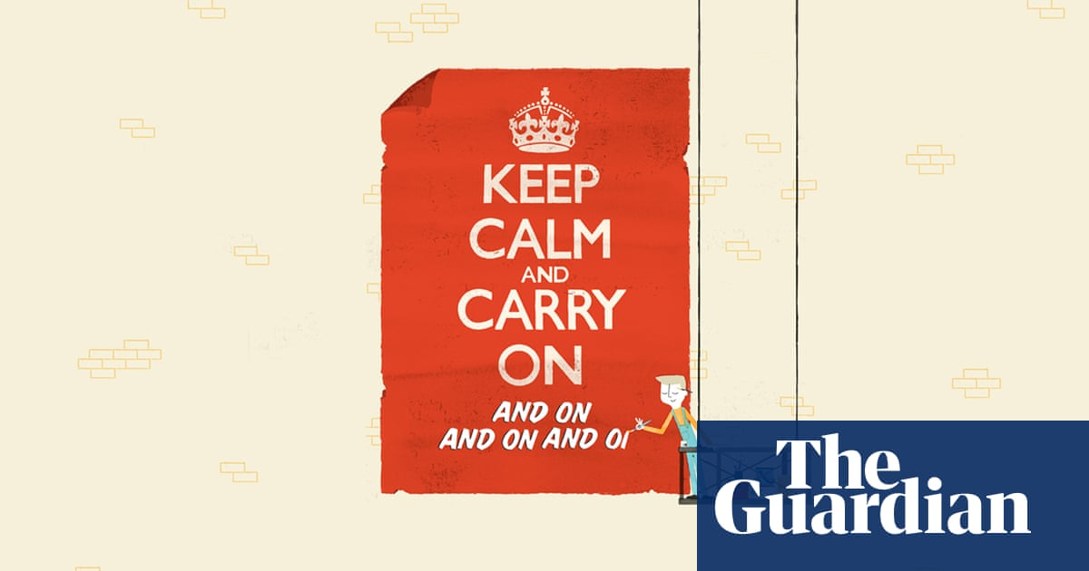 Keep Calm And Carry On The Sinister Message Behind The Slogan That