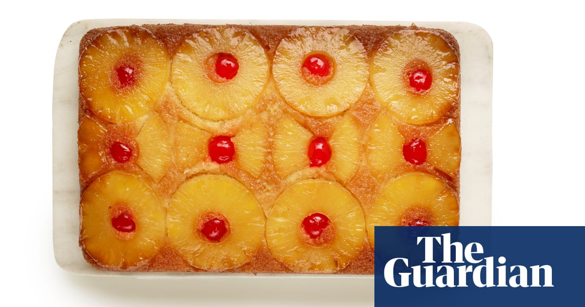 How to make the perfect pineapple upside-down cake – recipe