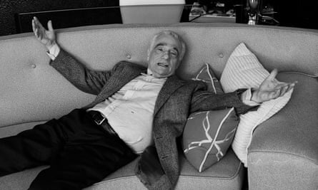 'I'm 77 and I've got things to do' … Scorsese.