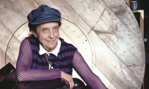 Louise Bourgeois in 1982: are today's artist more preoccupied with screens than their dreams?