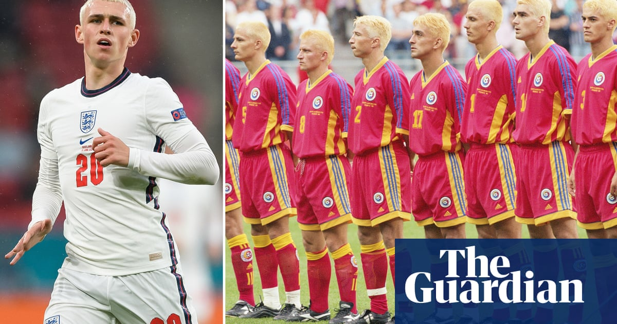 Hair we go: Phil Foden says teammates will copy haircut if England win Euros
