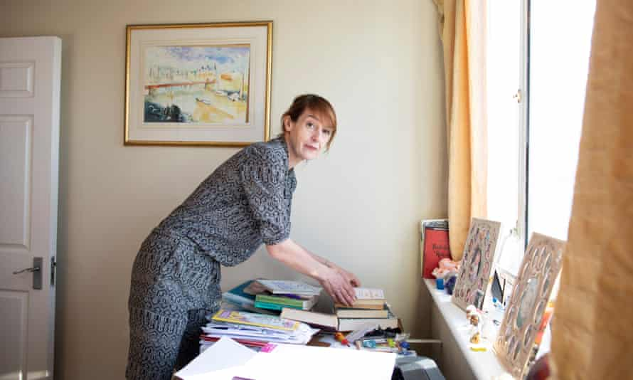 Zoe Williams: 'Out of nowhere, I had nearly half an hour free every morning.'
