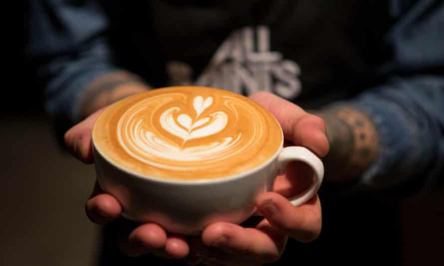 Perhaps there will be a cafe-led economy boom for Australians.