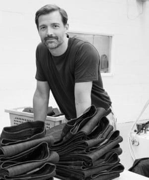 Community Clothing founder and designer Patrick Grant