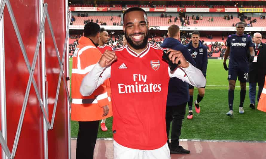 Could Alexandre Lacazette be off to Madrid?