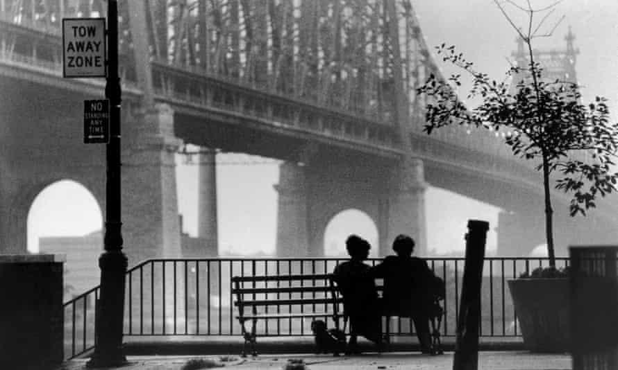 Addictively watchable … Manhattan.