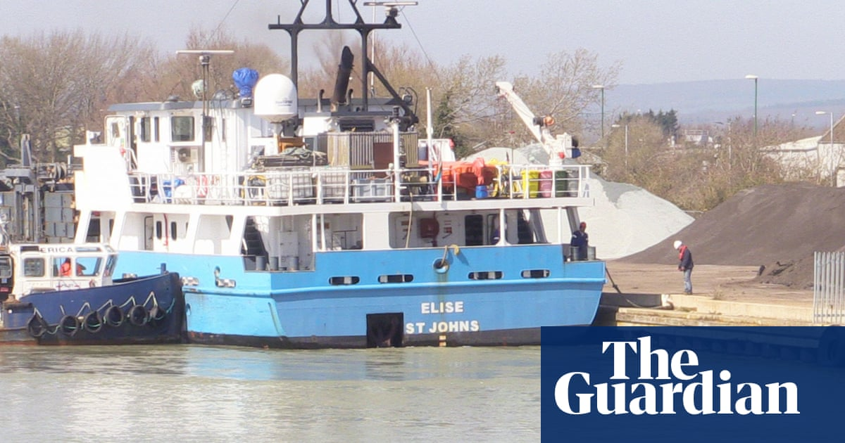Curse of Ever Given strikes Sussex port as another cargo ship goes aground