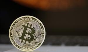 A souvenir bitcoin