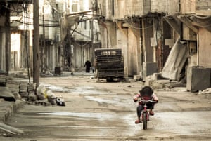 Living in a void: life in Damascus after the exodus   World