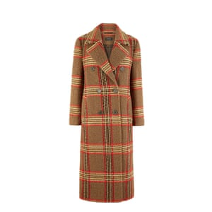 Yellow and red checked, £159, marksandspencer.com.