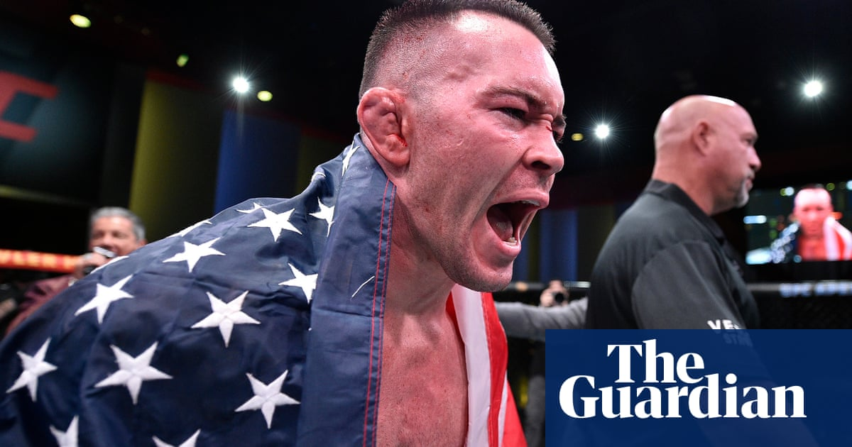 UFCs Colby Covington takes call from Trump, rips coward LeBron after TKO