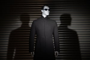 The costume worn by Keanu Reeves as Neo from 2003's The Matrix Reloaded, estimated at £40,000-£60,000