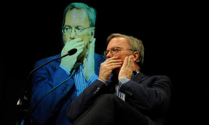 Alphabet's executive chairman Eric Schmidt recently joined a Department of Defense advisory panel.