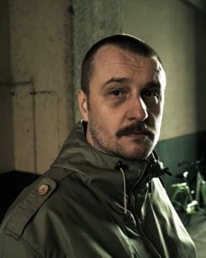 Director JP Valkeapää