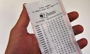 Oz Lotto Tickets