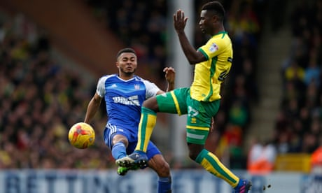 Status anxiety looms as Norwich and Ipswich cancel each other out