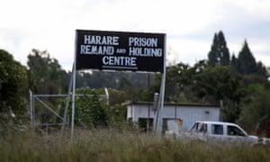 Harare prison