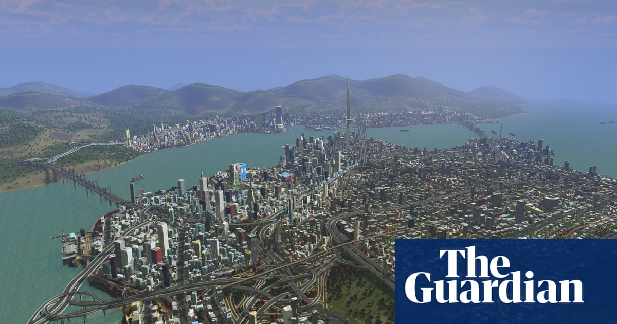 Amazingly Detailed Metropolises Recreated In Cities Skylines In Pictures Cities The Guardian