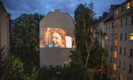 Berlin's Windowflicks film projections – in pictures