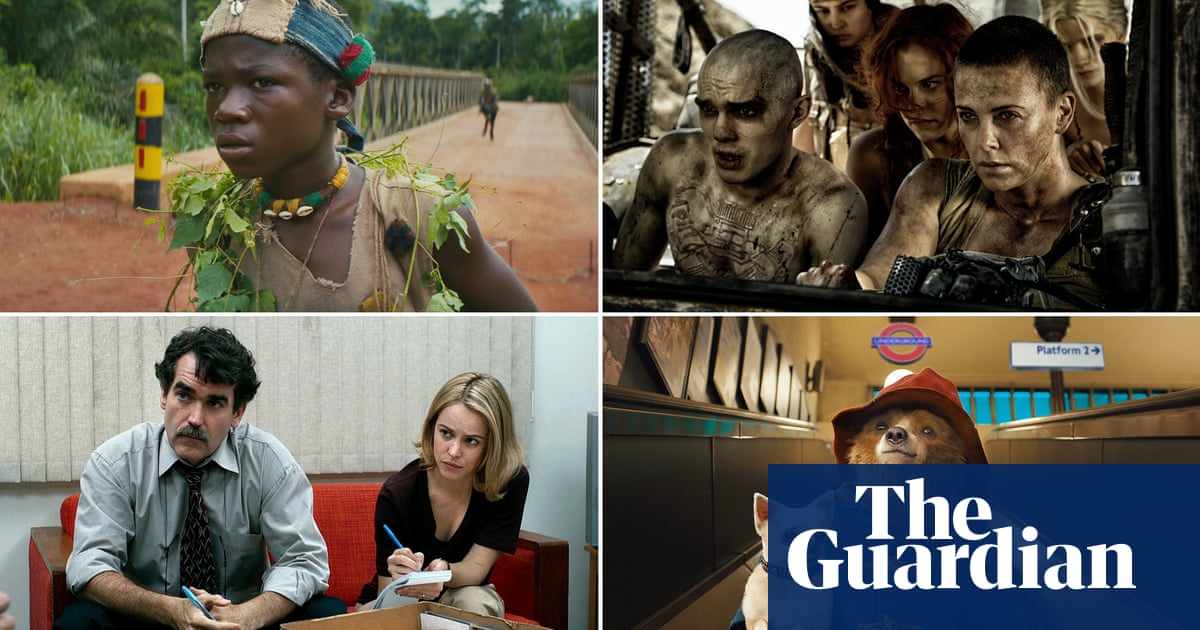 The 50 best films of 2015 in the US: the full list   Film