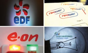 E.ON was rated the worst of the big six energy companies in a survey by Citizens Advice.