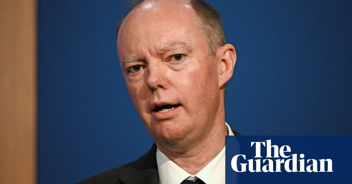 Chris Whitty says keeping Covid restrictions will only delay next wave – video