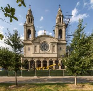 St John of God Roman Catholic church, 1234 W 52nd Place
