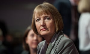 Harriet Harman lambasted City firms for a lack of women on boards, but Labour isn't doing well either.