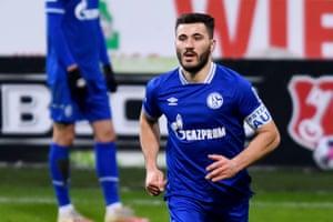 Sead Kolasinac, direct to the captaincy in Schalke.