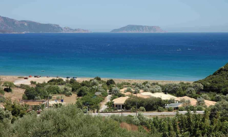 Finikes, south-west Peloponnese