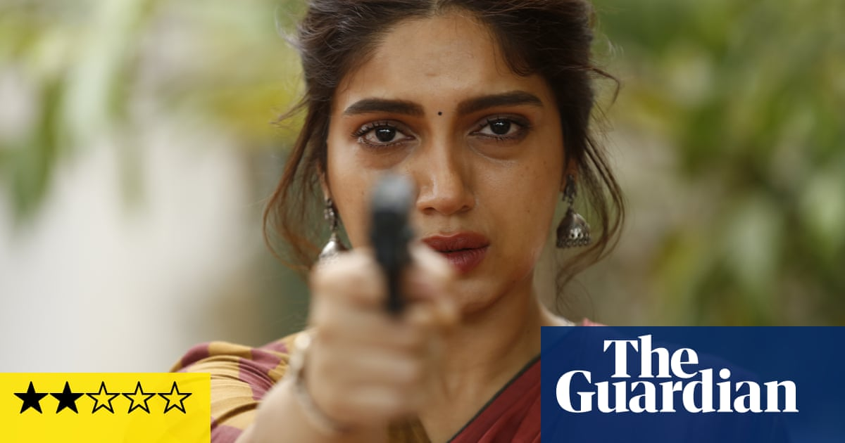 Durgamati: The Myth review – haunted house goes under the Hammer