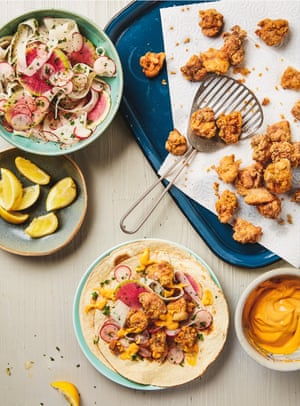 The Weekend Cook Thomasina Miers Recipes For Chicken Karaage Tacos