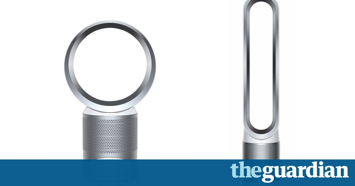 Dyson Launches Pure Cool Link Air Purifier To Clean Up