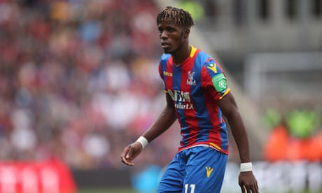 Roy Hodgson hopes returning Wilfried Zaha can lift but not carry Palace | Dominic Fifield