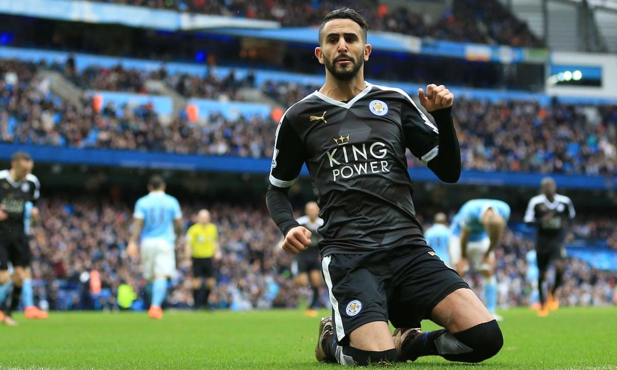 Riyad Mahrez Says Win At Manchester City Gave Leicester