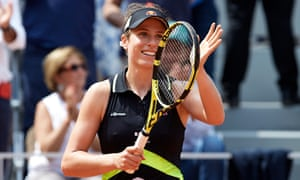 Johanna Konta will have to wait until Friday for her semi-final with Marketa Vondrousova after rain wiped out Wednesday's play in Paris.