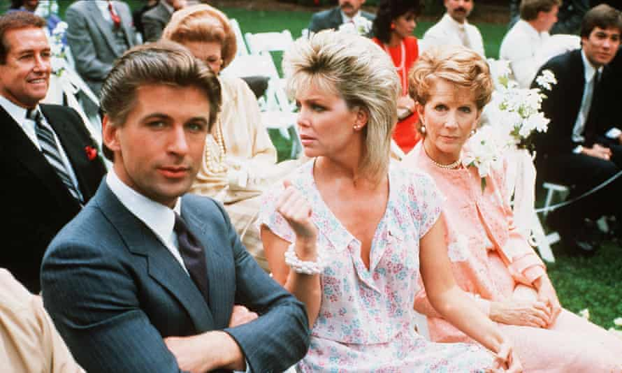 Early breaks: in Knots Landing, which ran on TV from 1979 to 1993.