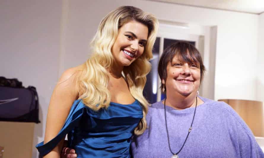 Kathy Burke's All Woman with Megan Barton-Hanson from Love Island