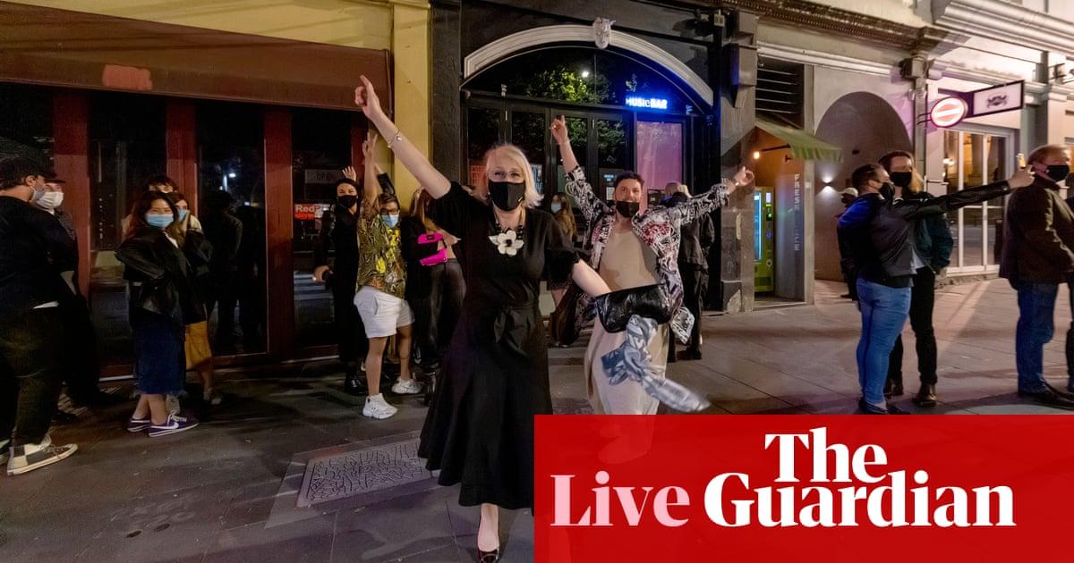 Australia Covid news live update: Melbourne celebrates end of lockdown; Qantas to bring forward return of some international flights